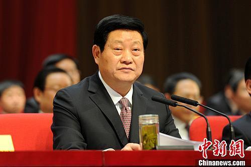 陕西省委原书记赵正永原副省长陈国强被公诉