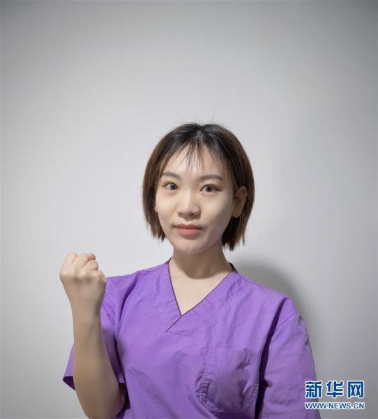 """(图文互动)(6)长大,只是一瞬间的事——天津""""90后""""护士的武汉战""""疫""""记忆"""