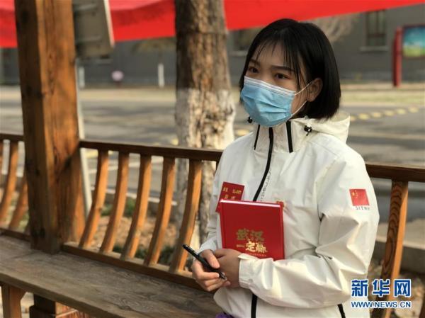 """(图文互动)(3)长大,只是一瞬间的事——天津""""90后""""护士的武汉战""""疫""""记忆"""