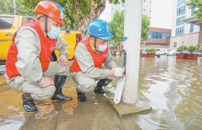 20多天、197条河流超警,洪水发生集中,近年少见 全力