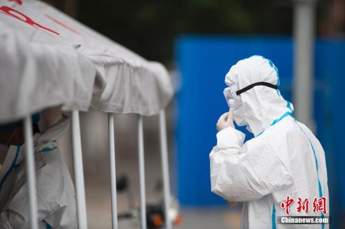 31省份新增确诊病例8例 本土病例2例均在北京