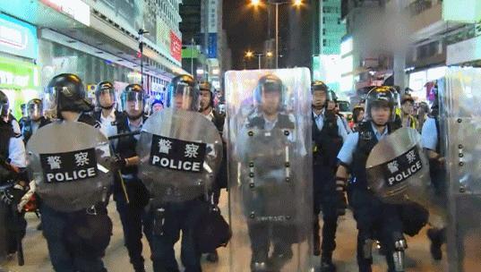 昨晚,香港感动中国!