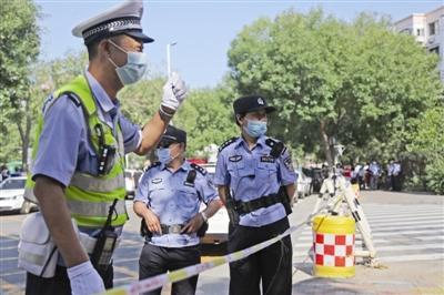 天津高考首日 公安交管部门处置涉高考警情55起 开具临时身份