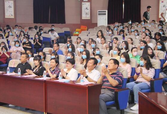 走进天津市四十五中学、九十五中学