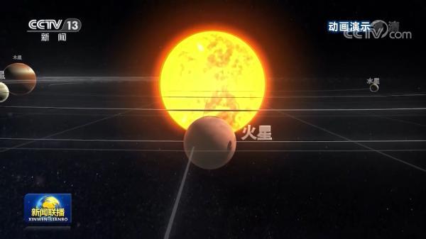 火星车全球征名福建地级市  中国航天迈向更远深空