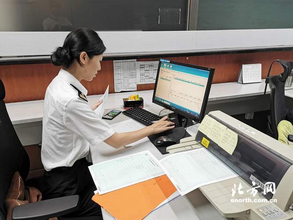 天津海关出具全国首票电子化《入境货物检验检疫证明》