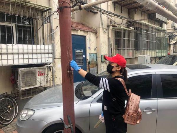 【津门新风】投身文明创建 践行社会责任