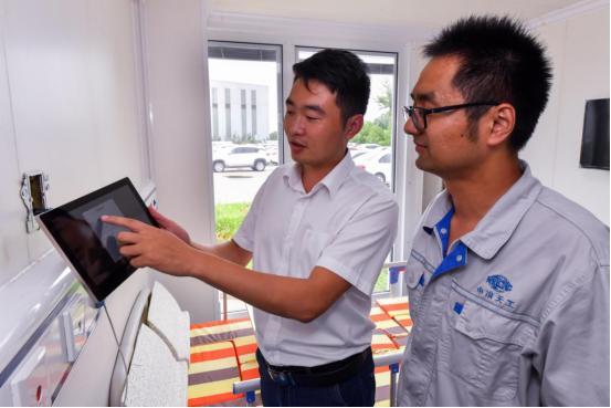 全国首个新标准隔离仓在津研发成功 可快速集成隔离区医疗救治