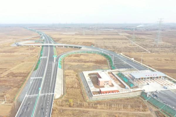 天津这条高速,有望年底全线开通!