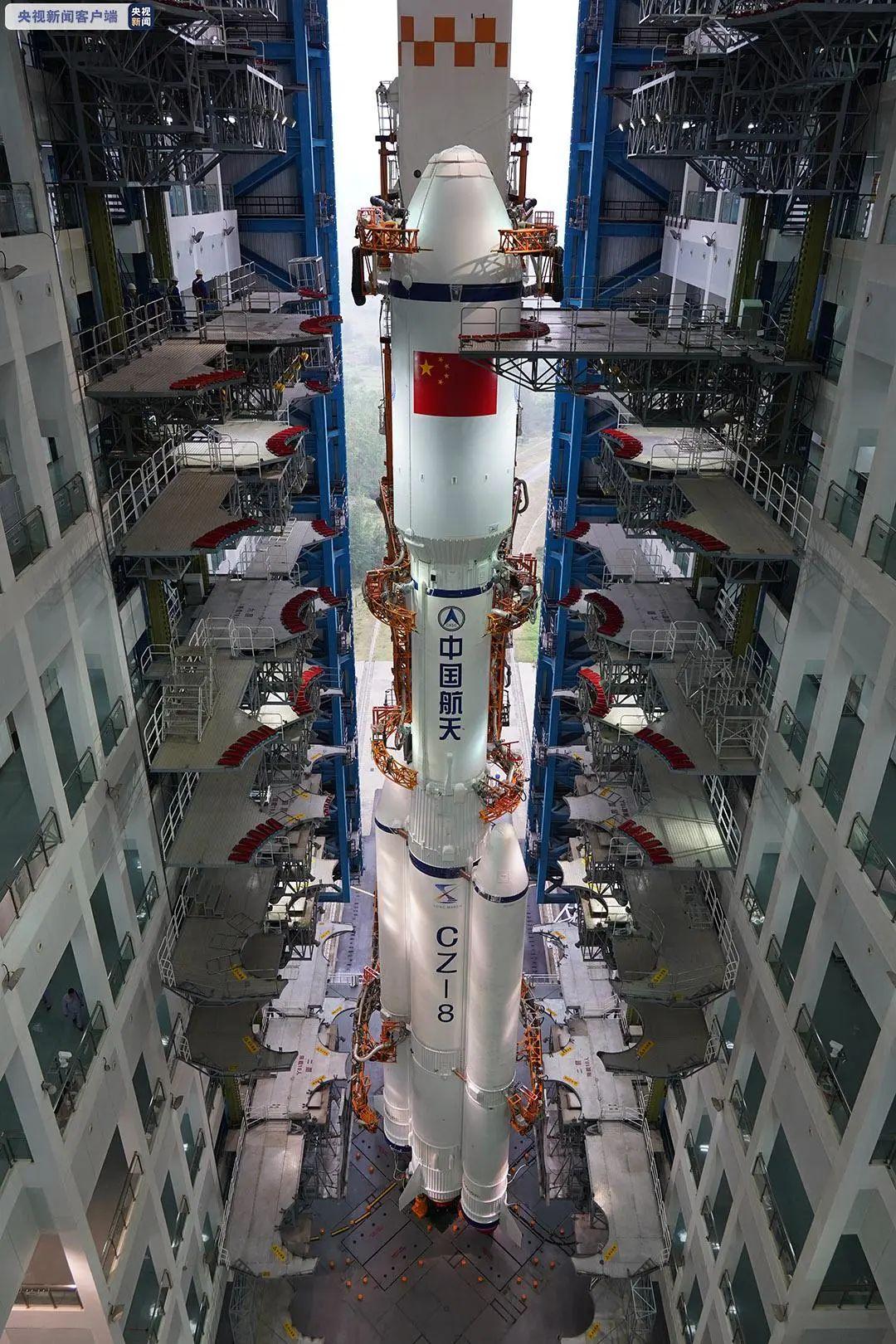 """新火箭,在津""""诞生""""!"""