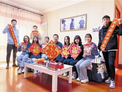 孩子们在天津的温暖记忆