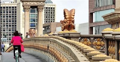 津城11座桥梁提升改造安全设施 第一批已竣工