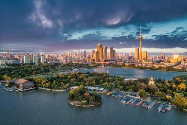 天津:被运河驮来的城市