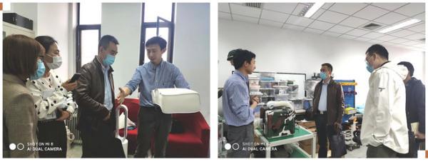 西青医院与天津工业大学第二次科研合作交流会顺利举行