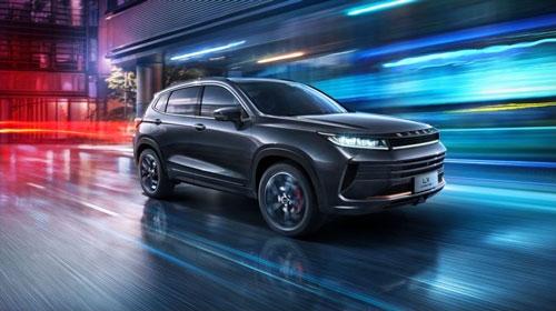 双架构赋能、重磅车型发布 EXEED星途将于天津车展开启全新