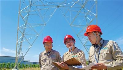 天津北部地区500千伏双环网建成
