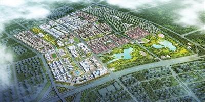 程林公园周边地区城市设计出炉