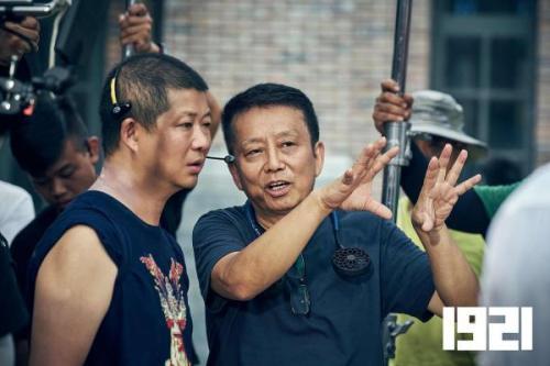 上影节金爵奖主席黄建新,从光影人生中回望初心