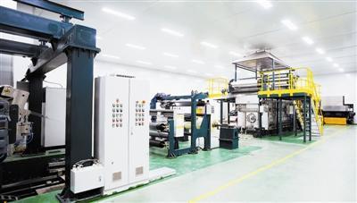国内首条高性能聚酰胺材料生产线在津投产 世界500强高